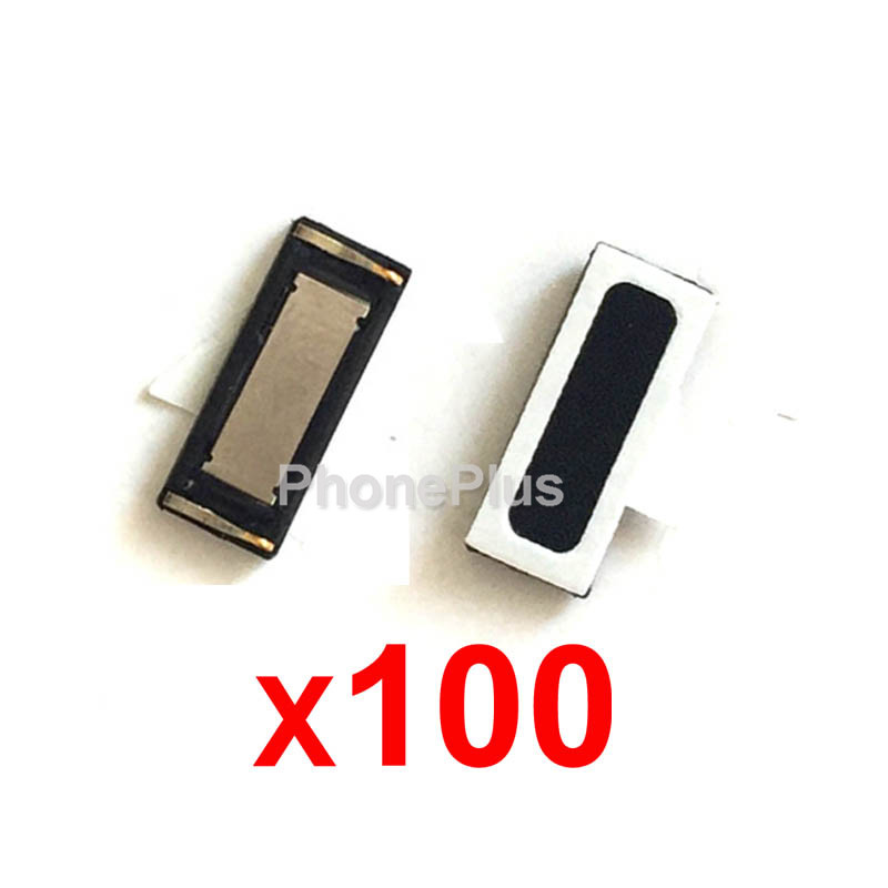100PCS For Huawei Ascend Honor 4A Y6 7i Mate S Honor 5X Y6 Pro 5X Mate 8 Earpiece Speaker Receiver Earphone Speaker Repair