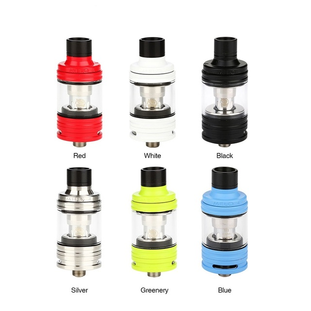 Original Eleaf Melo 4 Atomizer 2ml D22 22mm & 4.5ml D25 25mm Tank EC2 Coil Fit Eleaf iKuun I200 MOD Vape Tank vs Cubis pro 1