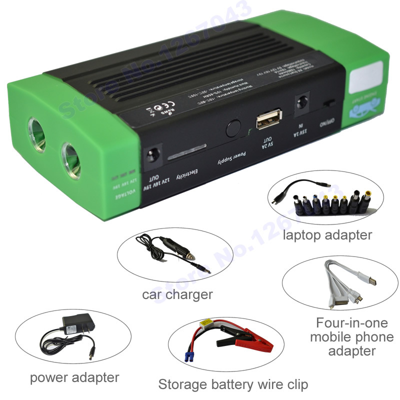 Aliexpress 15800mah Emergency Car Jump Starter Portable Battery Fully Automatic Charger Booster Bank From