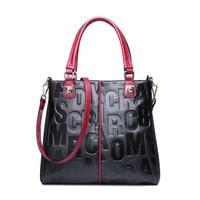 d77dee830e1dc ... Hakiki Deri Kadın omuz çantaları Çanta Tote M32001. Teklifi Göster.  Nesitu High Quality New Fashion Black Genuine Leather Women Handbags Female  Totes ...