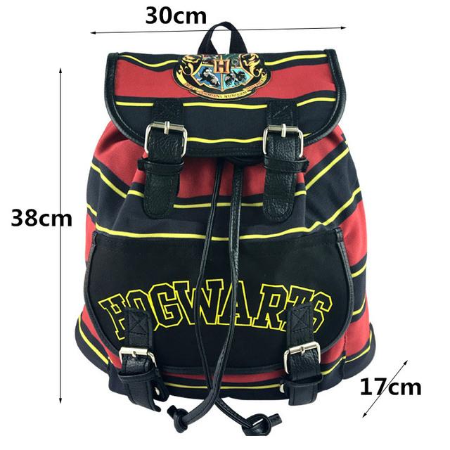 Harry Potter film backpack bag