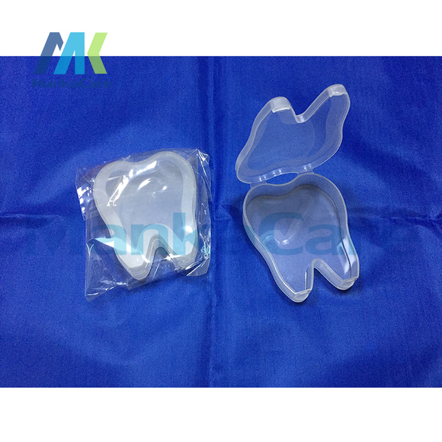 4 pcs tooth design boxes tooth shape Stationery box Office Accessories Home/School Stationery With Dental gift