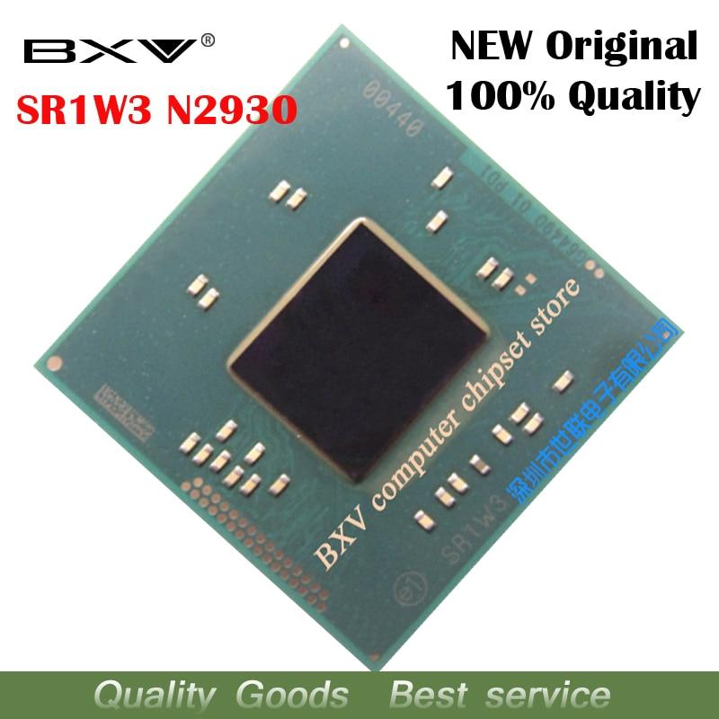 SR1W3 N2930 CPU 100% new original BGA chipset pour ordinateur portable livraison gratuite