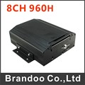Russian hot sale 8 channel train recorder kit, 8 cameras recording video, 960H video resolution, real time recording