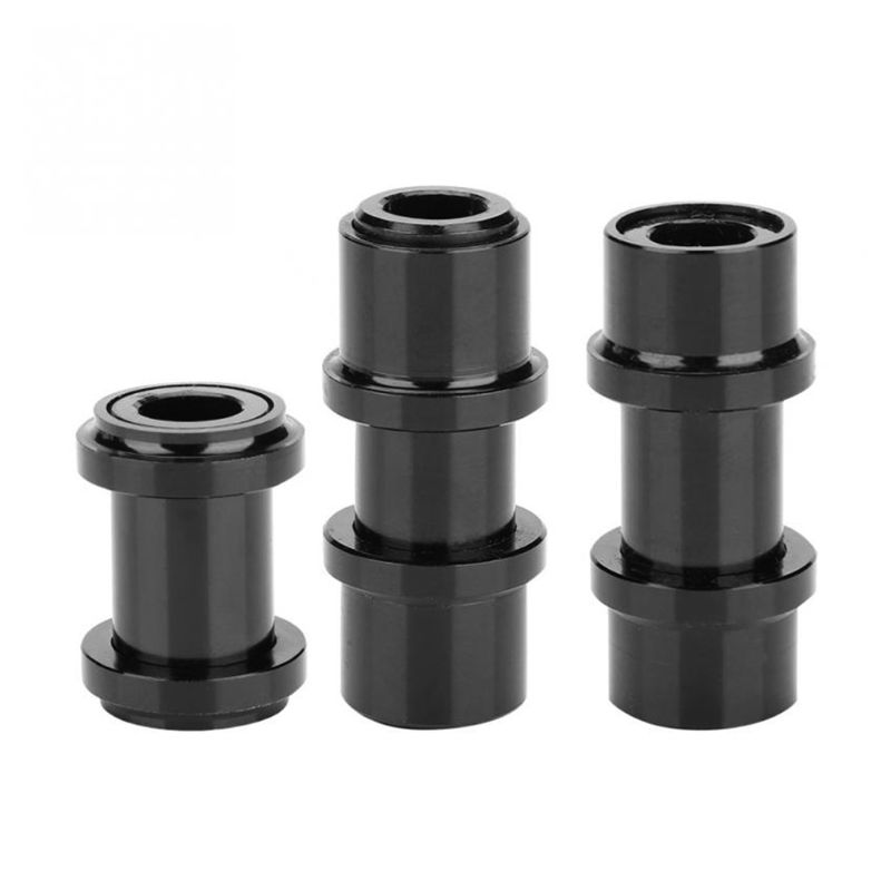 2x Bicycle Axis BB Bottom Bracket Medium Shaft Bearing Protection Cups Cover