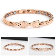 Germanium Stainless Steel Bracelet