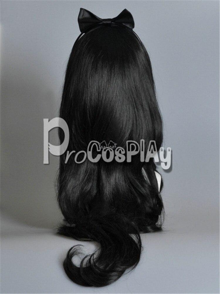 RWBY Blake Blake Belladonna Cosplay Black Wig mp000858