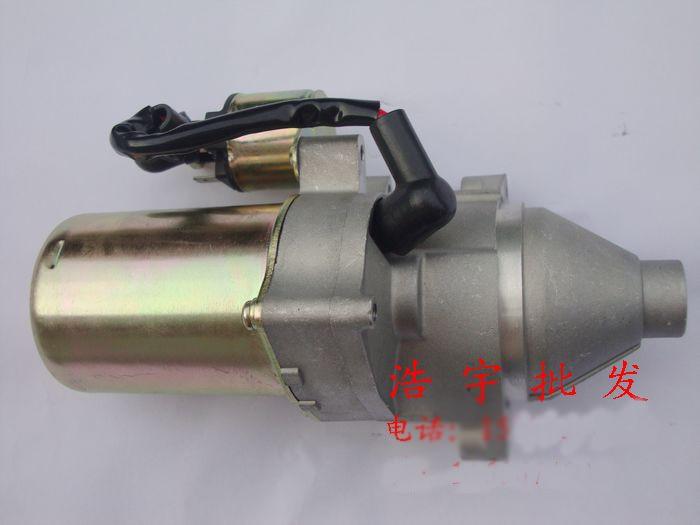 Gasoline engine GX390 188F accessories electric start Motors 5KW 173F 177F electric starter motor стоимость