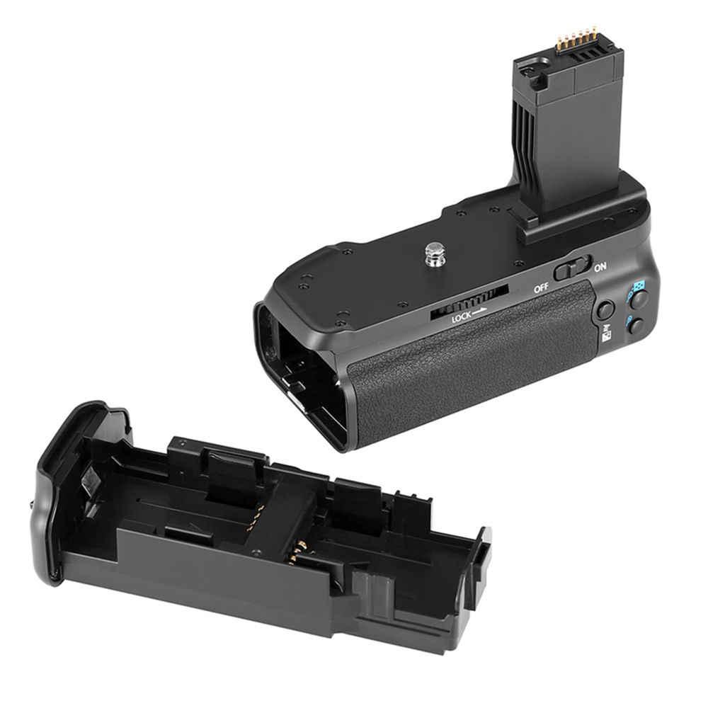 JINTU вертикальные Батарейная ручка держатель для цифровой однообъективной зеркальной камеры Canon EOS 750D 760D + 2x LPE17 комплект Rebel T6i T6s X8i 8000D DSLR Камера Замена BG-E18