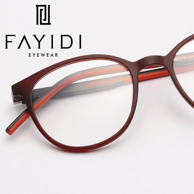 f278ce66bdc TR90 Women Frame Glasses Vintage Fashion Glasses With Clear Lenses  Transparent Oculos Eye Glasses Frames For