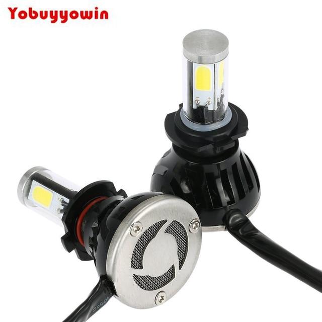 Lumiere 6000K h7 cob led lumiere phare antibrouillard 12v 24v ampoule amelioree de