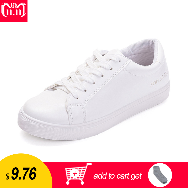VTOTA Women Vulcanize Shoes 2018 New Sneakers Shoes Woman White Platform Casual Shoes Tenis Feminino Walking Female Shoes H167 vtota women platform shoes spring summer flats women loafers slip on shoes women tenis feminino casual shoes woman sneakers g18