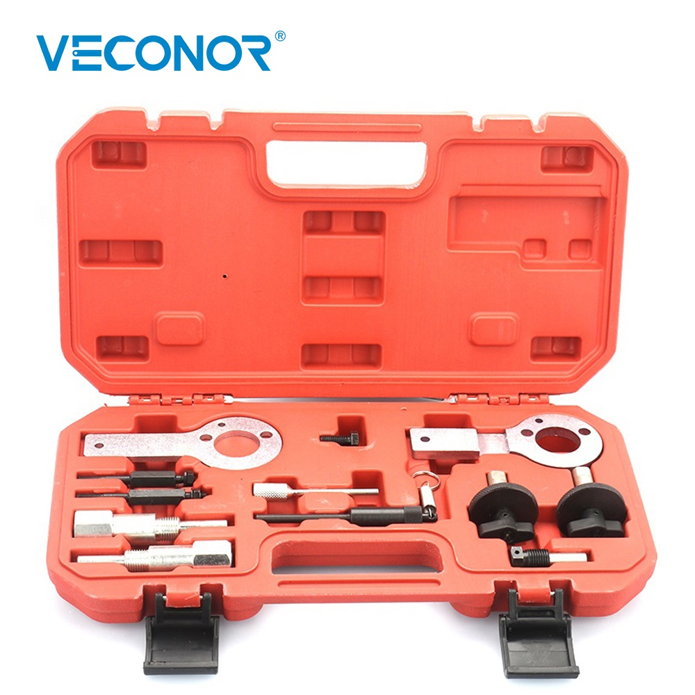 Diesel Engine Locking Engine Timing Tool Set For Fiat Vauxhall Opel 1.3 1.9 CDTI Belt Replacement Kit