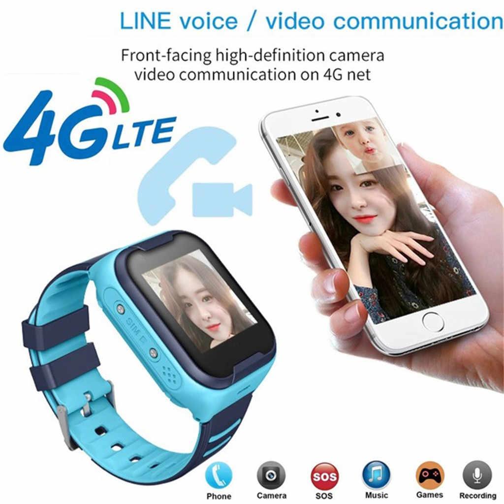 Smart Watch 2019 hot sales A36E Kids Smart Watch 4G Wifi GPS Tracker Watch  Phone SOS Alarm Clock Camera