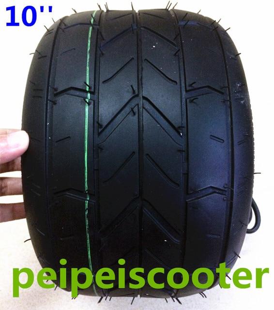 10 inch 10 inch 10x6-5.5 breed tubeless tyre borstelloze gearless dc wielnaaf motor balans scooter hub motor hally motor phub-188