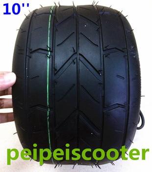 10inch 10 inch 10×6-5.5 wide tubeless tyre brushless gearless dc wheel hub motor balance scooter hub motor hally motor phub-188
