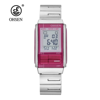 электронные наручные часы женские 6