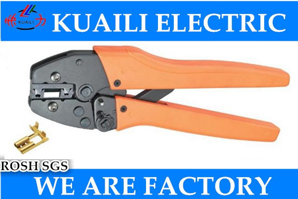 1PCS VH5-056FL New Generation of Energy Saving Crimping Pliers Flag Type Receptacles 0.5-1.5/1.5-2.5mm2 20-13AWG  цены