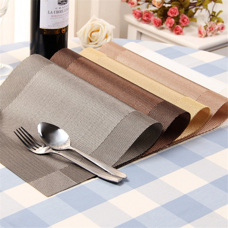 Western Table Mats Washing Free Coaster Novelty Cup Cushion Holder Home Dining Room Decor Drink Placement