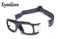 Eyesilove Basketball Protective Glasses Outdoor Sports Goggles Football Mirror Male Men Sports Myopia Glasses Frame Prescription