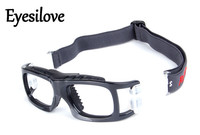 Eyesilove Basketball Protective Glasses Outdoor Sports Goggles Football Mirror Male Men Sports Myopia Glasses Frame Prescription