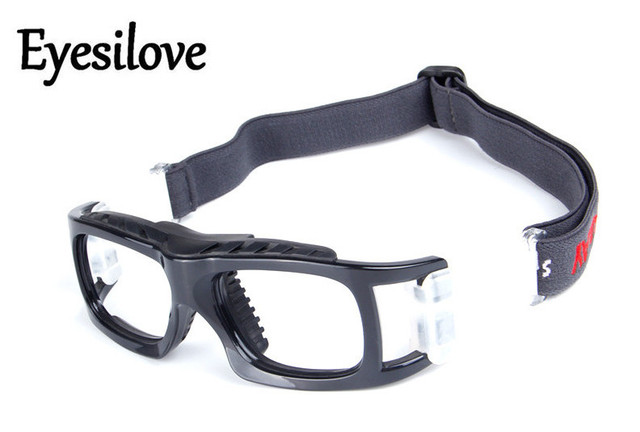 c9fbd491edc Eyesilove Basketball Protective Glasses Outdoor Sports Goggles Football  Mirror Male Men Sports Myopia Glasses frame Prescription