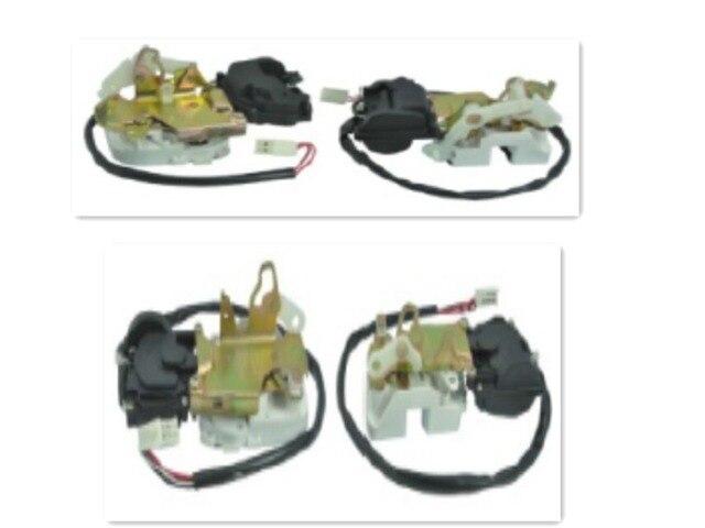 set 4pcs Power Door Lock Actuator  for TIERRA FORD MAV BJ0EE59390 BJ0EE58390 BJ0EE61390 BJ0EE60390 front rear left right