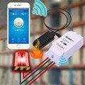 Sonoff Й 10A/16 ATemperature датчик И Водонепроницаемый Влажность Мониторинга Wi-Fi Smart Switch домашней автоматизации