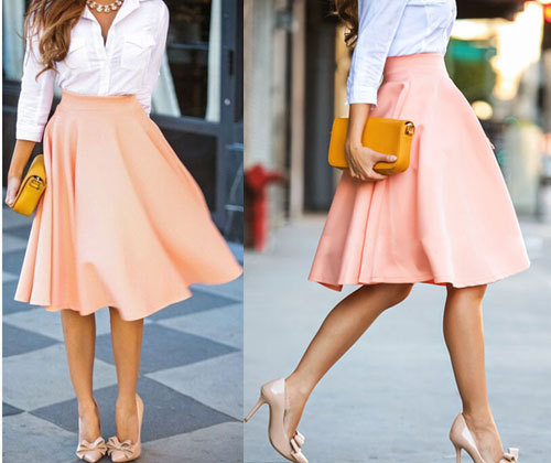 2015-Plus-Size-XL-maxi-skirts-womens-solid-midi-skirt-Knee-Length -High-Waist-A-Line.jpg