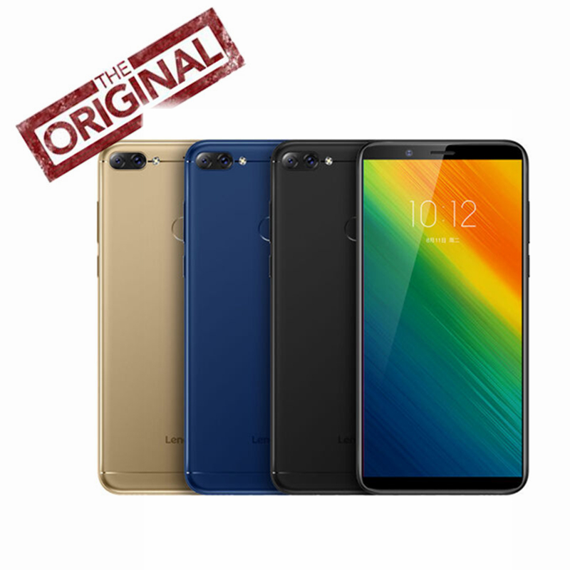 Original Lenovo K5 Note mobile Phone L38012 4G FDD LTE 6 0 18 9 1440x720 Snapdragon