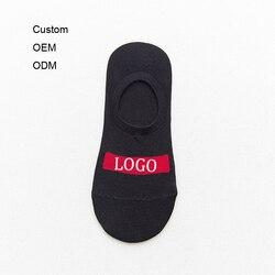 Custom Sokken logo ontwerp en pakket elke sokken mannen katoenen sokken OEM service ondersteuning distributie agent en online groothandel