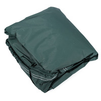 High Quality And Durable Woven Polyethylene Outdoor Furniture Cover Garden Patio Coffee Table Chair Waterproof
