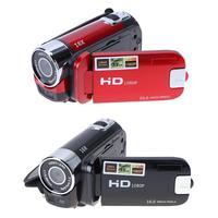 ALLOYSEED Digital Video Camera Full HD 1080P 32GB 16x Zoom Mini Camcorder DV Camera Support AVI