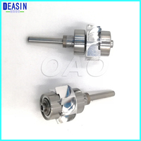 2pcs OAO DEASIN High quality Cartridge Turbine for Dental Sirona Handpiece T3 Push Button currency daptation