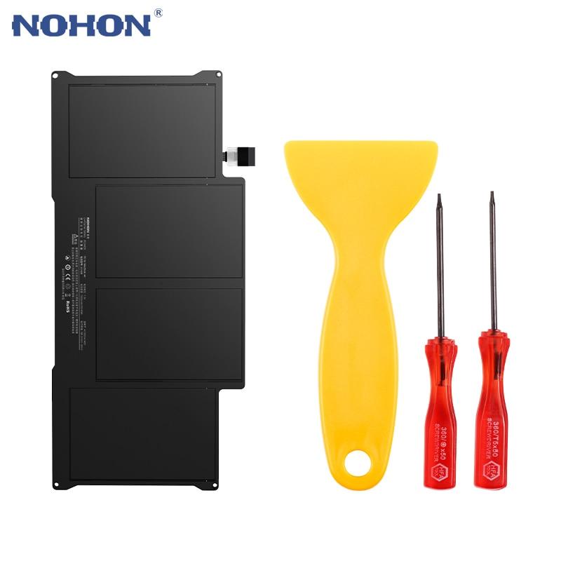 NOHON batterie d'ordinateur portable Pour MacBook Air 13