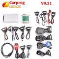 2016 nova Carprog!! V9.31 atualização para Carprog V7.28 Carprog Com full set 21 Adaptadores Carprog Profissional ECU chip ferramenta de ajuste
