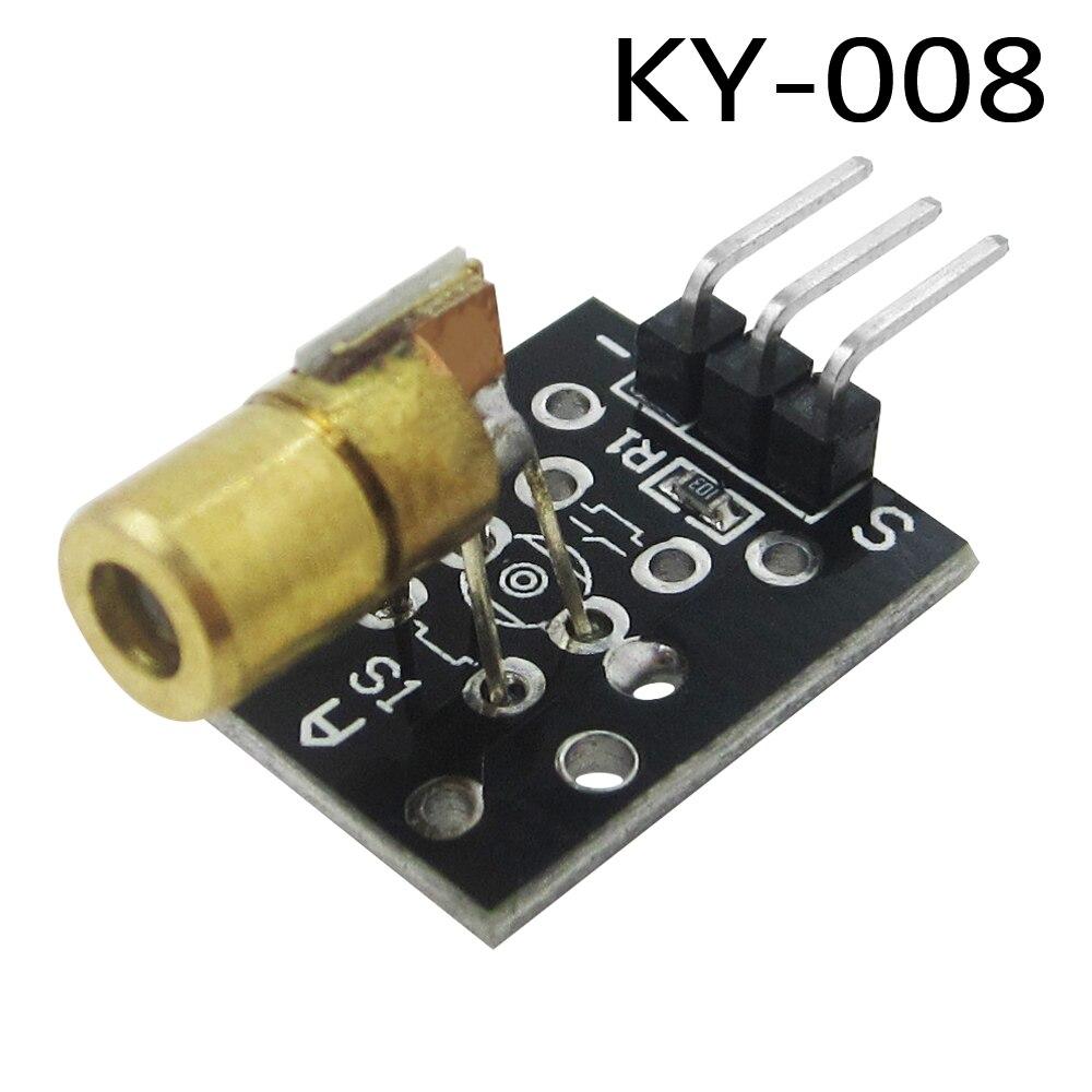1X KY-008 Laser Head Sensor Module  for Arduino AVR PIC HV