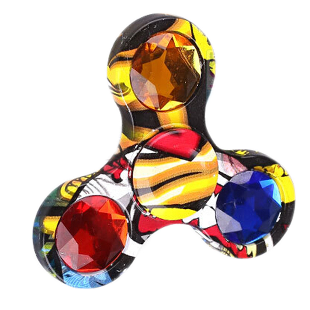 Fidgets Toy Color Random EDC Sensory Spinner Fidget For Autism And ADHD Kids/Adult Funny Anti Stress Toys