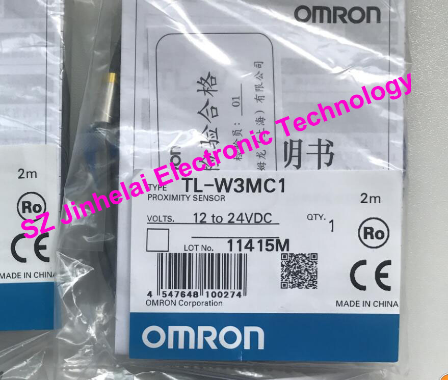 TL-W3MC1, TL-W3MC2  New and original   OMRON  Proximity sensor,Proximity switch,  12-24VDC   2M цена 2016