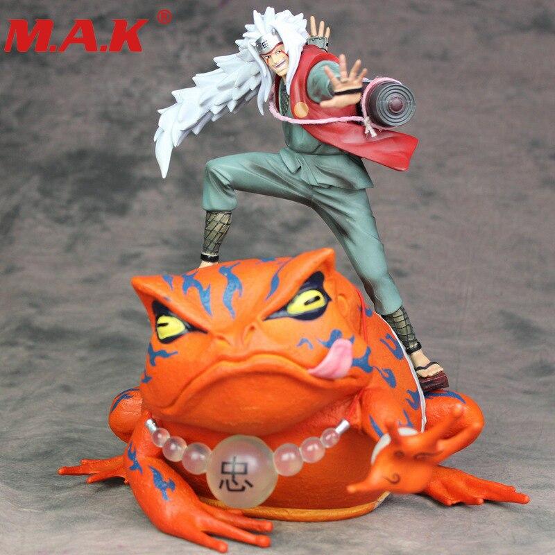20 см японского аниме Ян Wentai ниндзя жаба куклы мультфильм аниме фигурка героя ПВХ кукла модель игрушки