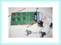 C104p 4-porta 232 porta serial cartão isa interface com linha