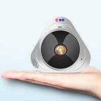 DiFang 2018 3MP 3D WIFI Camera VR 360 Degree Panoramic 3000TVL IP Camera FIsheye Wireless Infrared