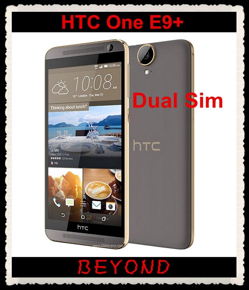 "bilder für HTC EINS E9 + Dual Sim E9 Plus Original Unlocked GSM 4G LTE Android octa-core RAM 3 GB ROM 32 GB Handy 5,5 ""WIFI GPS 20MP"