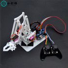 Arduino Ps2 Assembler Robot Programming Mg90s Machine