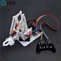 Arduino Ps2 Assembler Robot Programming Mg90s Machine