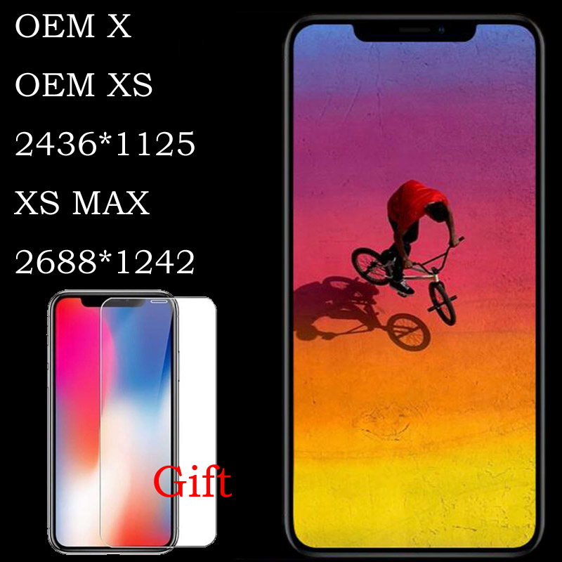 100% Test NO Pixel AAA++ LCD Replacement 3D Touch Digitizer Screen With Full Assembly For iPhone X XR xs max LCD Super Amoled100% Test NO Pixel AAA++ LCD Replacement 3D Touch Digitizer Screen With Full Assembly For iPhone X XR xs max LCD Super Amoled