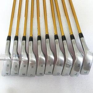 Image 5 - 新ゴルフクラブ本間 S 05 ゴルフフルセット 4 スターゴルフドライバーウッドアイアンパタークラブカーボンシャフト r または S のクラブセット無料