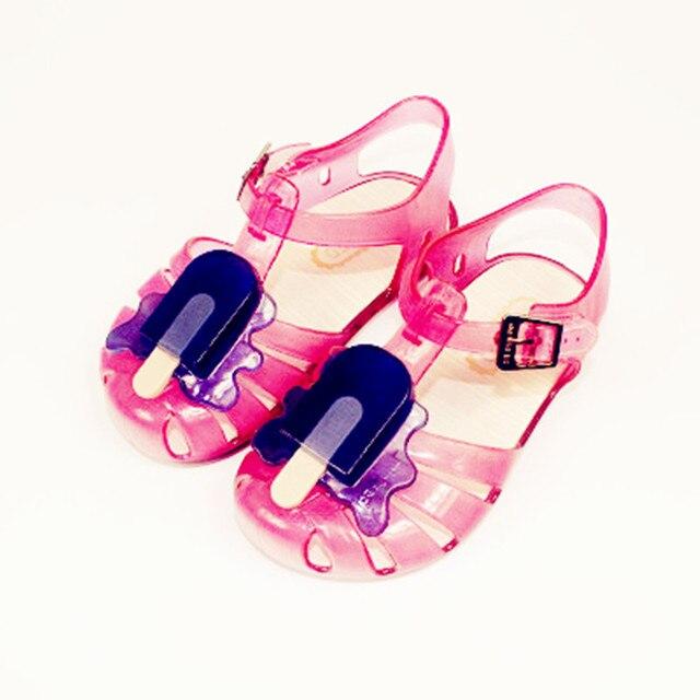 e560a68d08bb 2017 letnie buty dziewczynka sandały Malucha dzieci buty kwiat buty dla  dzieci dziewczyny lato sandały Projektant