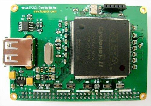 USB2.0 data acquisition module USB module (upgrade version)