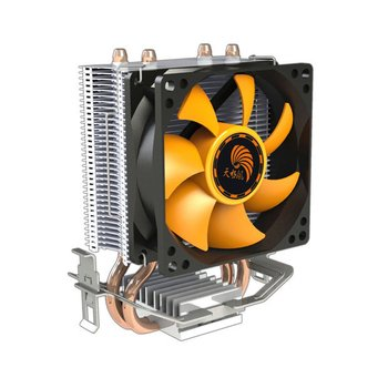 Connector Cooling Fan for Computer Case CPU Cooler Radiator Computer Accessories CPU Cooling Fans